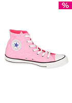 CONVERSE Chuck Taylor All Star B.Washed Hi neon pink