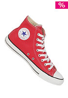 CONVERSE Chuck Taylor All Star Basic Hi Leather red