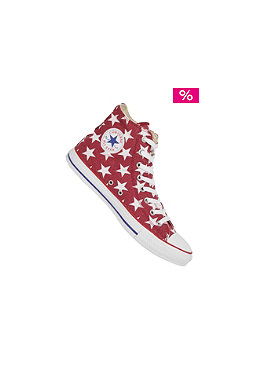 CONVERSE Chuck Taylor All Star Basic Star Hi Canvas jester red/white