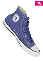 CONVERSE Chuck Taylor All Star Basic Washed Hi Textile deep ultramarine