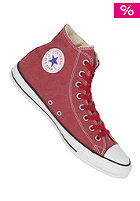 CONVERSE Chuck Taylor All Star Basic Washed Hi Textile jester red