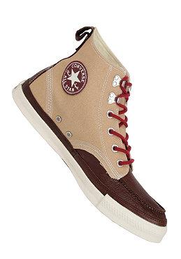 CONVERSE Chuck Taylor All Star Classic Boot Hi Coat. Canvas ginger