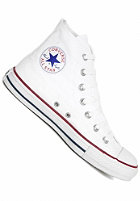 CONVERSE Chuck Taylor All Star Hi Canvas optical white