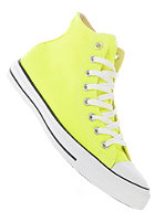 CONVERSE Chuck Taylor All Star Hi electric yellow