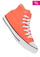 CONVERSE Chuck Taylor All Star Hi fiery coral