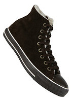 CONVERSE Chuck Taylor All Star Hi Sue Shearling chocolate