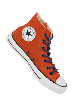 CONVERSE Chuck Taylor All Star Hi Suede rust