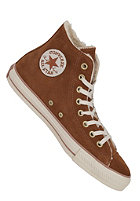 CONVERSE Chuck Taylor All Star Hi Suede Shearling monks robe