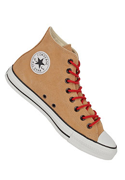 CONVERSE Chuck Taylor All Star Hi Suede tan