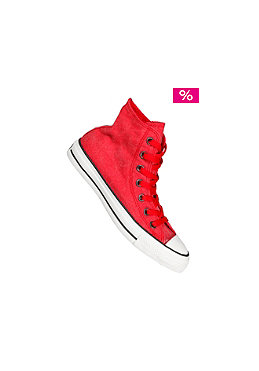 CONVERSE Chuck Taylor All Star Mat Hi varsity red