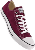 CONVERSE Chuck Taylor All Star OX Canvas maroon