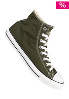 CONVERSE Chuck Taylor All Star Seasonal Hi Canvas kombu green