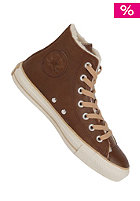 CONVERSE Chuck Taylor All Star Shearling Hi dark earth