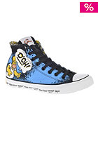CONVERSE Chuck Taylor All Star Simpson Hi blue