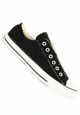 CONVERSE Chuck Taylor All Star Slip On black/white