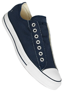 CONVERSE Chuck Taylor All Star Slip-On navy/white