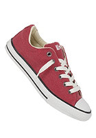 CONVERSE Chuck Taylor All Star Street Slip Ox Textile charcoal/chilli pepper