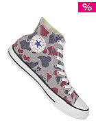 CONVERSE Chuck Taylor All Star Taylored Hi Textile phaeton gray camo