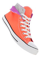 CONVERSE Chuck Taylor All Star Two Fold Hi fiery coral