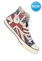 CONVERSE Chuck Taylor AS Union Jack Hi UK Flag distressed