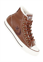CONVERSE Chuck Taylor S. Player Shearling Mid Lea bison