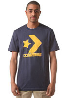 CONVERSE Cons Spray Star Chev M16 S/S T-Shirt athl. navy