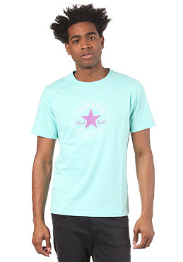 CONVERSE CT Patch S/S T-Shirt aruba blue