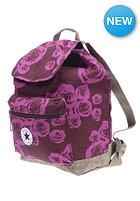 CONVERSE Fashion Rucksack deep bordeaux/floral print/sand dune