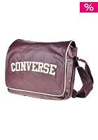 CONVERSE Flap Reporter Heritage PU Bag burgundy