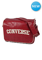 CONVERSE Flap Reporter Heritage PU Bag chilipepper