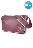 CONVERSE Flap Vintage Messenger Bag burgundy