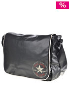 CONVERSE Flap Vintage Messenger Bag jet black