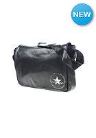 CONVERSE Flap Vintage PU Messenger Bag converse black