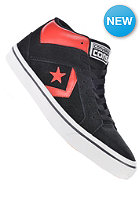 CONVERSE Gates Mid Lea black/red/white