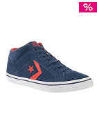 CONVERSE Gates Mid navy/red