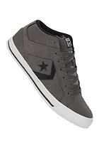 CONVERSE Gates Mid Suede charcoal/black/white