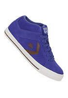 CONVERSE Gates Mid Suede royal blue/dark earth/white