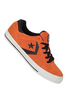 CONVERSE Gates Ox Suede orange/black/white