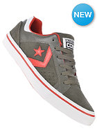 CONVERSE Gates Suede Ox gray/red/white