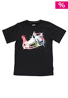 CONVERSE Glow in the Dark S/S T-Shirt jet black