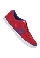 CONVERSE KA One Vulc Ox Suede varsity red/deep ultramarine/white