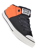 CONVERSE Kids Chuck Taylor All Star Axel Mid black/terracotta