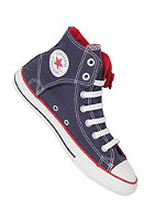 CONVERSE Kids Chuck Taylor All Star Easy Hi Canvas navy