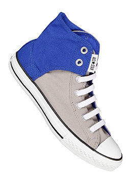 CONVERSE KIDS/ Chuck Taylor All Star Easy Slip Hi Tex elephant skin/dazzling blue