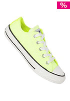 CONVERSE Kids Chuck Taylor All Star Ox Washed neon yellow