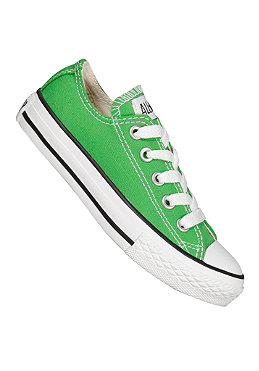 CONVERSE KIDS/ Chuck Taylor All Star Season Ox Tex classic green