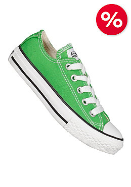 CONVERSE Kids Chuck Taylor All Star Season Ox Tex classic green