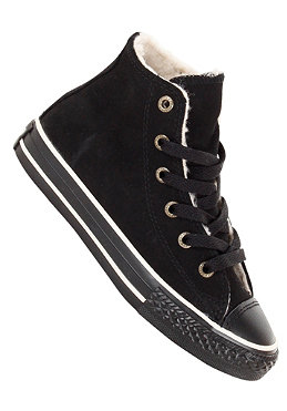 CONVERSE KIDS/ Chuck Taylor All Star Shearling black
