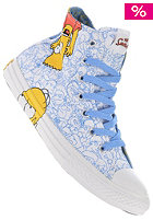 CONVERSE Kids Chuck Taylor All Star Simpson Hi white/multi
