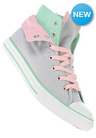 CONVERSE Kids Chuck Taylor All Star Two Fold Hi oyster gray